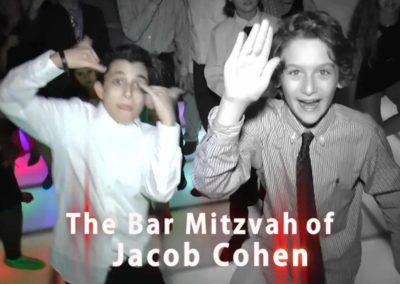 Jacob's Bar Mitzvah Memories