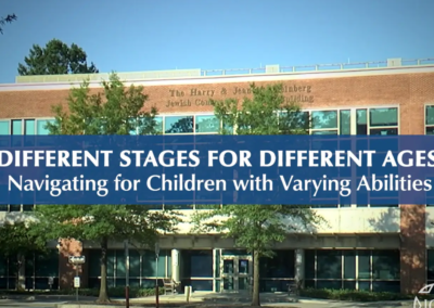 JCS Video Series: Navigating for Children with Varying Abilities; Transition Planning