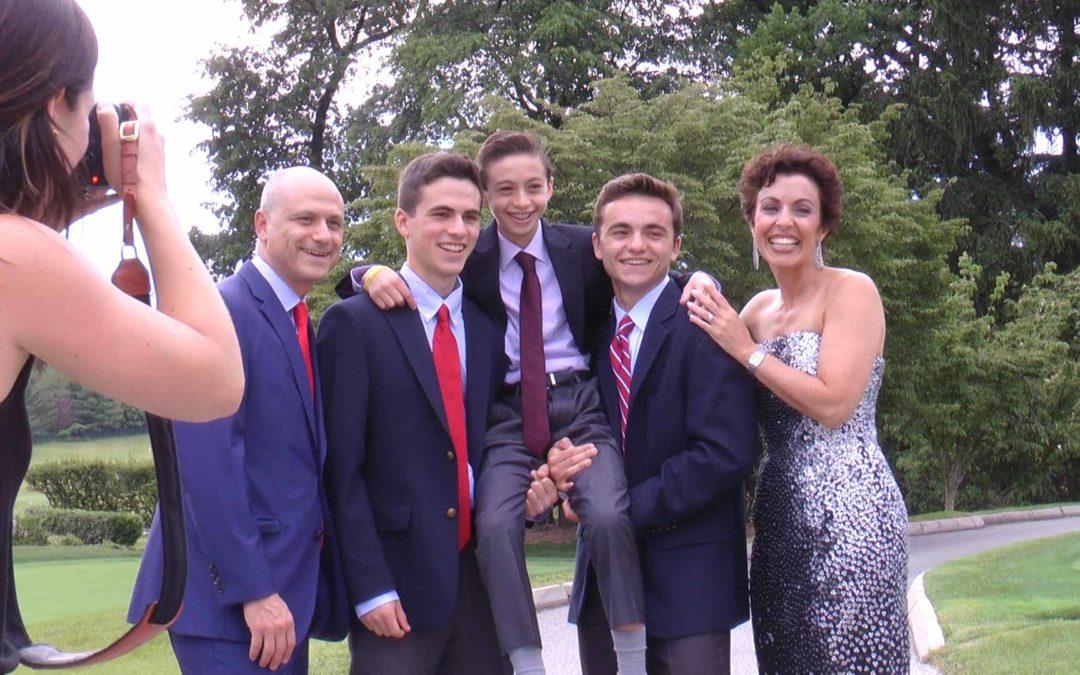 Evan's Mitzvah Memories